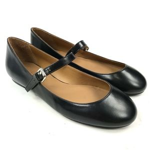 POLO Ralph Lauren Mary Jane Ballet Flat Sz 36.5